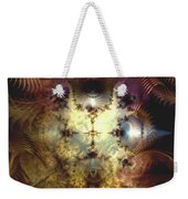 Reverberations From The Obliteration Weekender Tote Bag