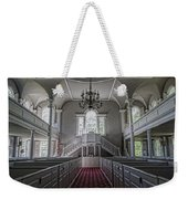 Reverence - Bennington First Church Weekender Tote Bag
