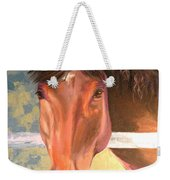 Reverie - Quarter Horse Weekender Tote Bag