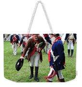 Reviewing The Troops Weekender Tote Bag