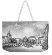 Revolution Of Geneva 1846 Place Bel-air Weekender Tote Bag