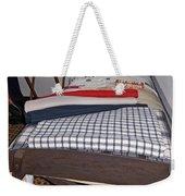 Revolutionary War Bedroom Weekender Tote Bag