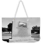 Revolutionary War Memorial 1775 To 1783 Weekender Tote Bag