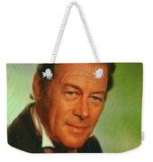 Rex Harrison, Actor Weekender Tote Bag