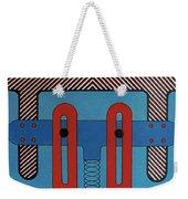 Rfb0628 Weekender Tote Bag