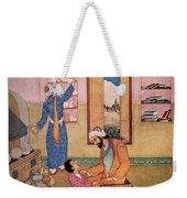 Rhazes, Islamic Polymath Weekender Tote Bag