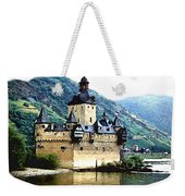 Rhine River Castle Weekender Tote Bag