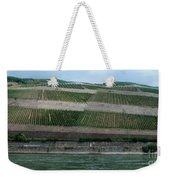 Rhine Valley Vineyards Panorama Weekender Tote Bag