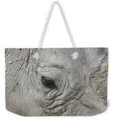 Rhino Eye Weekender Tote Bag