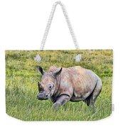 Rhinosceros Weekender Tote Bag