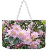 Rhododendron Flowers Garden Art Prints Floral Baslee Troutman Weekender Tote Bag