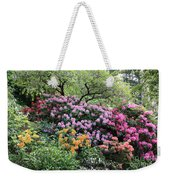 Rhododendron Hill Weekender Tote Bag