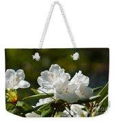 Rhododendron II Weekender Tote Bag