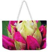 Rhododendron Velvet    Weekender Tote Bag