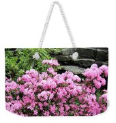 Rhododendrons Weekender Tote Bag