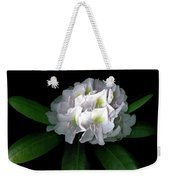 Rhody Queen - White Weekender Tote Bag
