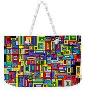 Rhythm 102 Weekender Tote Bag