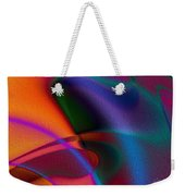 Rhythmic Trance Weekender Tote Bag