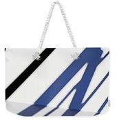 Rhythms Weekender Tote Bag