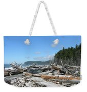 Rialto Beach Washington  Weekender Tote Bag