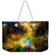 Ribbon Nebula Weekender Tote Bag