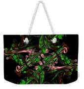 Ribbon Painting Art Weekender Tote Bag