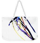 Ribbons Five Weekender Tote Bag