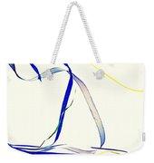Ribbons Four Weekender Tote Bag
