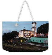 Ribeira Grande Town Hall Weekender Tote Bag