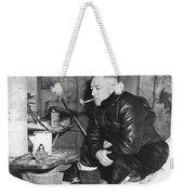 Richard Evelyn Byrd Weekender Tote Bag