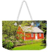 Richard Hunnewell House, Scarborough Maine Weekender Tote Bag