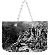Richard I The Lionheart Delivering Jaffa 1877 Weekender Tote Bag