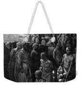 Richard I The Lionheart Massacres Captives In Reprisal 1877 Weekender Tote Bag