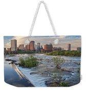 Richmond Evening Skyline I Weekender Tote Bag