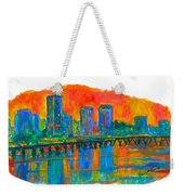 Richmond Gold  Weekender Tote Bag