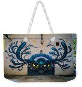 Richmond Street Art Weekender Tote Bag