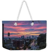 Richmond Sunset Libby Hill Weekender Tote Bag