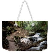 Ricketts Glen Falls 030 Weekender Tote Bag