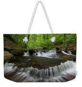 Ricketts Glen State Park Pennsylvania Weekender Tote Bag