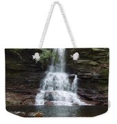 Ricketts Glen Waterfall Weekender Tote Bag