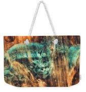 Riddicks World Watercolor Painting Weekender Tote Bag