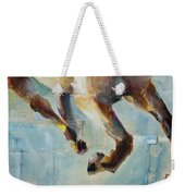 Ride Like You Stole It Weekender Tote Bag