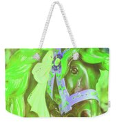 Ride Of Old Greens Weekender Tote Bag