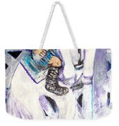 Ride Of The Gladiator Weekender Tote Bag