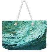 Ride The Wave Weekender Tote Bag