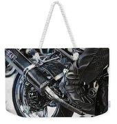 Rider Weekender Tote Bag
