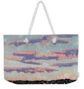 Ridge Stratocumulus Weekender Tote Bag