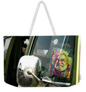 Ridin' With Jerry Weekender Tote Bag
