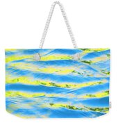 Riding A Wave Weekender Tote Bag