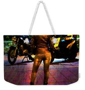 Riding Companion II Weekender Tote Bag